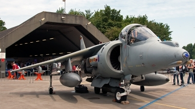 Photo ID 153915 by Jan Eenling. UK Air Force British Aerospace Harrier GR 9, ZD465