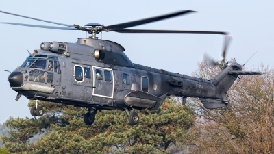 Photo ID 153896 by Giovanni Sneepels. Netherlands Air Force Aerospatiale AS 532U2 Cougar MkII, S 454