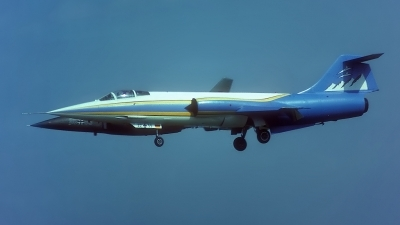 Photo ID 154391 by Rainer Mueller. Germany Air Force Lockheed F 104G Starfighter, 22 55
