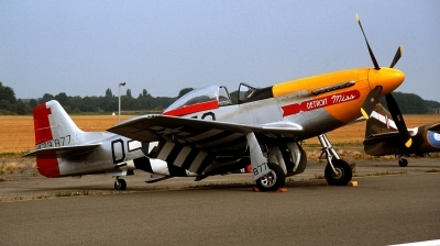 Photo ID 154018 by Alex Staruszkiewicz. Private Scandinavian Historic Flight North American P 51D Mustang, N167F