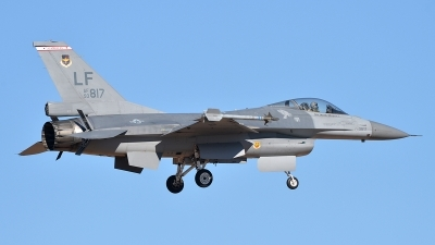 Photo ID 154346 by Lieuwe Hofstra. USA Air Force General Dynamics F 16A Fighting Falcon, 93 0817