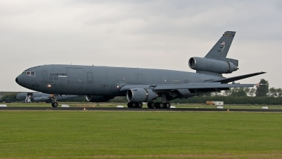 Photo ID 154944 by Jan Eenling. USA Air Force McDonnell Douglas KC 10A Extender DC 10 30CF, 83 0081
