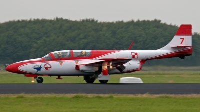 Photo ID 154961 by Jan Eenling. Poland Air Force PZL Mielec TS 11bis DF, 2007
