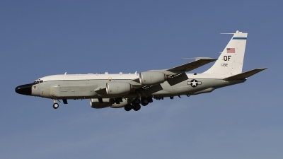 Photo ID 154430 by Gary Chadwick. USA Air Force Boeing RC 135W Rivet Joint 717 158, 62 4132