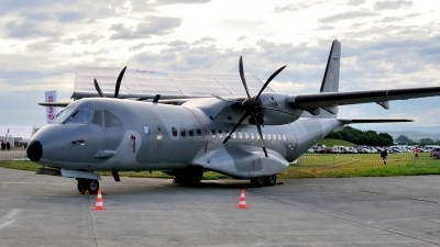Photo ID 154419 by Martin Thoeni - Powerplanes. Poland Air Force CASA C 295M, 011