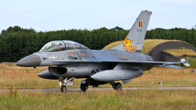 Photo ID 154469 by Rainer Mueller. Belgium Air Force General Dynamics F 16BM Fighting Falcon, FB 23