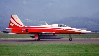 Photo ID 154518 by Sven Zimmermann. Switzerland Air Force Northrop F 5E Tiger II, J 3087