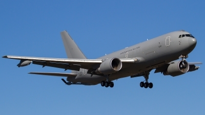 Photo ID 154536 by Fabrizio Berni. Italy Air Force Boeing KC 767A 767 2EY ER, MM62226