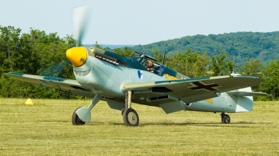 Photo ID 154550 by Andreas Zeitler - Flying-Wings. Private Historic Flying Ltd Hispano HA 1112 M1L Buchon, G BWUE