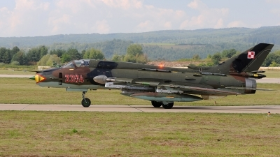 Photo ID 154572 by Stephan Franke - Fighter-Wings. Poland Air Force Sukhoi Su 22M4 Fitter K, 3304