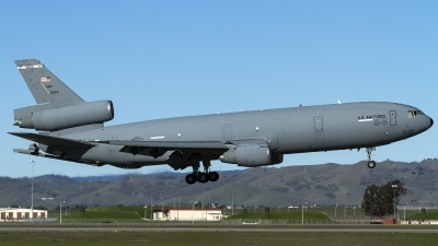 Photo ID 154613 by Thomas Ziegler - Aviation-Media. USA Air Force McDonnell Douglas KC 10A Extender DC 10 30CF, 86 0031