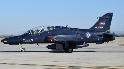 Photo ID 154691 by Gerald Howard. Canada Air Force BAE Systems CT 155 Hawk Hawk Mk 115, 155214