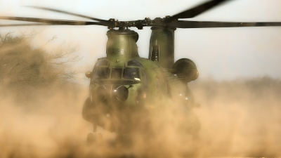 Photo ID 154900 by Devid Ryckewaert. Netherlands Air Force Boeing Vertol CH 47D Chinook, D 665