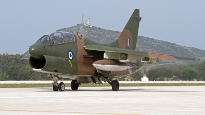 Photo ID 154899 by Niels Roman / VORTEX-images. Greece Air Force LTV Aerospace TA 7C Corsair II, 154477