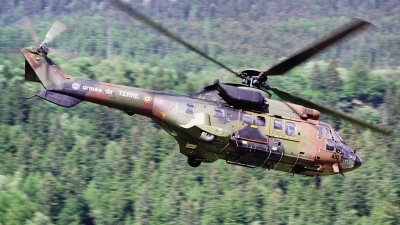 Photo ID 154953 by Sven Zimmermann. France Army Aerospatiale AS 532UL Cougar, 2267