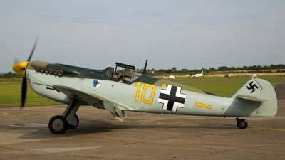 Photo ID 154836 by Roel Kusters. Private Historic Flying Ltd Hispano HA 1112 M1L Buchon, G BWUE