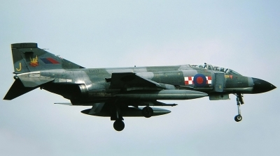 Photo ID 156406 by Arie van Groen. UK Air Force McDonnell Douglas Phantom FGR2 F 4M, XV437