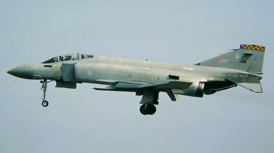 Photo ID 156407 by Arie van Groen. UK Air Force McDonnell Douglas Phantom FGR2 F 4M, XV467