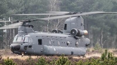 Photo ID 155000 by Rick van Engelen. Netherlands Air Force Boeing Vertol CH 47F Chinook, D 892