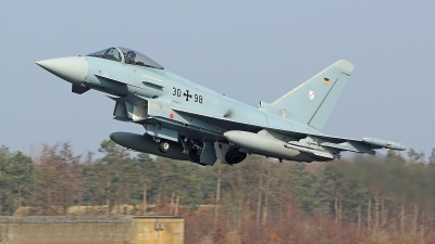 Photo ID 155037 by Matthias Bienentreu. Germany Air Force Eurofighter EF 2000 Typhoon S, 30 98