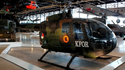 Photo ID 155179 by kristof stuer. Netherlands Air Force MBB Bo 105CB 4, B 37