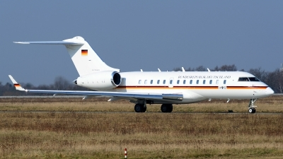 Photo ID 155084 by Stephan Franke - Fighter-Wings. Germany Air Force Bombardier BD 700 1A11 Global 5000, 14 02