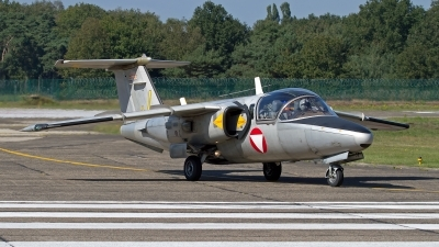Photo ID 155089 by Niels Roman / VORTEX-images. Austria Air Force Saab 105Oe, 1110