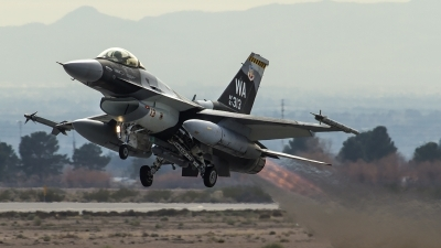 Photo ID 155136 by Thomas Ziegler - Aviation-Media. USA Air Force General Dynamics F 16C Fighting Falcon, 87 0313