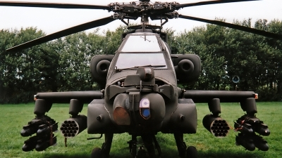 Photo ID 155104 by Johannes Berger. Netherlands Air Force McDonnell Douglas AH 64A Apache, 68983
