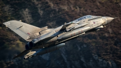 Photo ID 155162 by Lloyd Horgan. UK Air Force Panavia Tornado GR4, ZA473