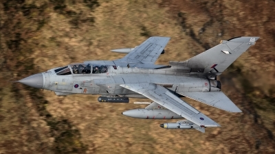 Photo ID 155164 by Lloyd Horgan. UK Air Force Panavia Tornado GR4, ZG705