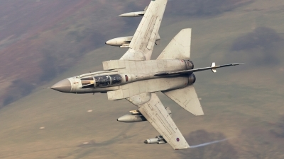 Photo ID 155205 by Neil Bates. UK Air Force Panavia Tornado GR4, ZG705