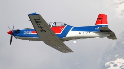 Photo ID 155170 by Jens Wiemann. Company Owned E I S Aircraft GmbH Pilatus PC 9B, D FFMT