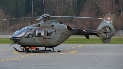 Photo ID 155208 by Martin Thoeni - Powerplanes. Switzerland Air Force Eurocopter EC 635P2, T 367