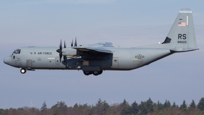 Photo ID 155217 by Daniel Fuchs. USA Air Force Lockheed Martin C 130J 30 Hercules L 382, 08 8605