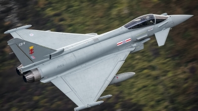 Photo ID 155219 by Lloyd Horgan. UK Air Force Eurofighter EF 2000 Typhoon FGR4, ZK315