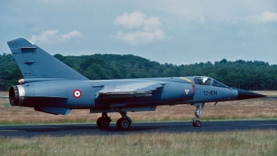 Photo ID 19351 by Eric Tammer. France Air Force Dassault Mirage F1C, 55