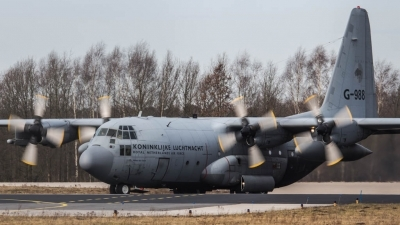 Photo ID 155416 by Luca Neggers. Netherlands Air Force Lockheed C 130H Hercules L 382, G 988