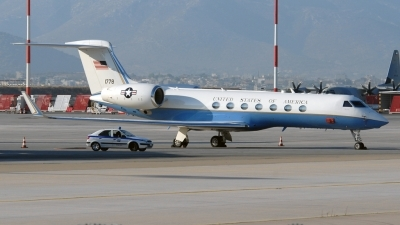 Photo ID 155372 by Panagiotis A. Pietris. USA Army Gulfstream Aerospace G V Gulfstream V C 37B, 04 1778