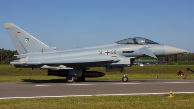 Photo ID 155332 by Daniel Fuchs. Germany Air Force Eurofighter EF 2000 Typhoon S, 30 66