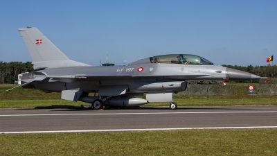Photo ID 155338 by Daniel Fuchs. Denmark Air Force General Dynamics F 16BM Fighting Falcon, ET 197