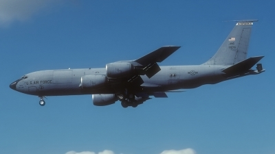 Photo ID 155386 by Rainer Mueller. USA Air Force Boeing KC 135R Stratotanker 717 100, 61 0276