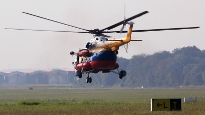 Photo ID 155459 by Patrick Weis. Malaysia Fire and Rescue Department Mil Mi 17 1V, M994 01