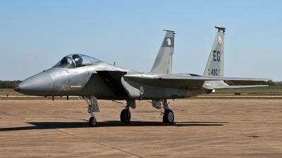 Photo ID 155468 by Johannes Berger. USA Air Force McDonnell Douglas F 15C Eagle, 78 0490