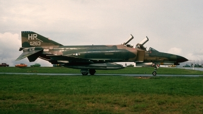 Photo ID 155560 by Alex Staruszkiewicz. USA Air Force McDonnell Douglas F 4E Phantom II, 69 0263