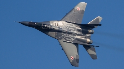Photo ID 155585 by Daniel Fuchs. Poland Air Force Mikoyan Gurevich MiG 29A 9 12A, 67