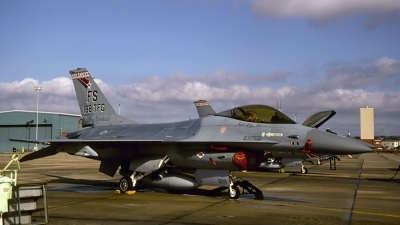 Photo ID 155485 by D. A. Geerts. USA Air Force General Dynamics F 16A Fighting Falcon, 82 0928