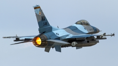 Photo ID 155514 by Thomas Ziegler - Aviation-Media. USA Air Force General Dynamics F 16C Fighting Falcon, 85 1418