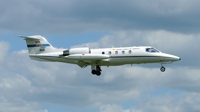 Photo ID 155641 by Joop de Groot. USA Air Force Learjet C 21A, 84 0111