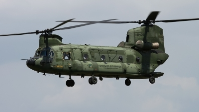 Photo ID 155498 by Johannes Berger. Netherlands Air Force Boeing Vertol CH 47D Chinook, D 106